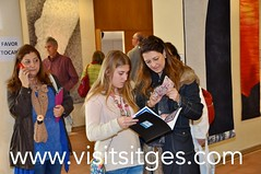 Festival Patchwork 2014 (Sitges - Visit Sitges) Tags: art festival arte feria internacional craft patchwork coser sitges manualidades 2014 exposicin hilos textil
