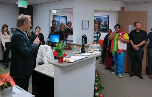 AHF LA Dental Clinic Opening