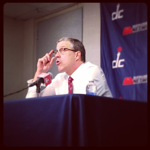 #WittmanFace Game 71: Season on the brink? Or on the brink of the post-season? #Wizards