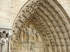 Notre-Dame de Paris (Belfastsocrates) Tags: paris france cathedral notredame spire notredamedeparis iledelacite frenchgothic ledelacit flche 4tharrondissementofparis arrondissementdelhteldeville