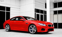 BMW M6 (Hilgram Photography) Tags: orange cars tom bush photoshoot wheels tires german bmw rims m6 sportscar dealer
