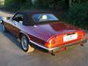 Jaguar XJS Convertible mit Akustik-Luxus-Verdeck von CK-Cabrio
