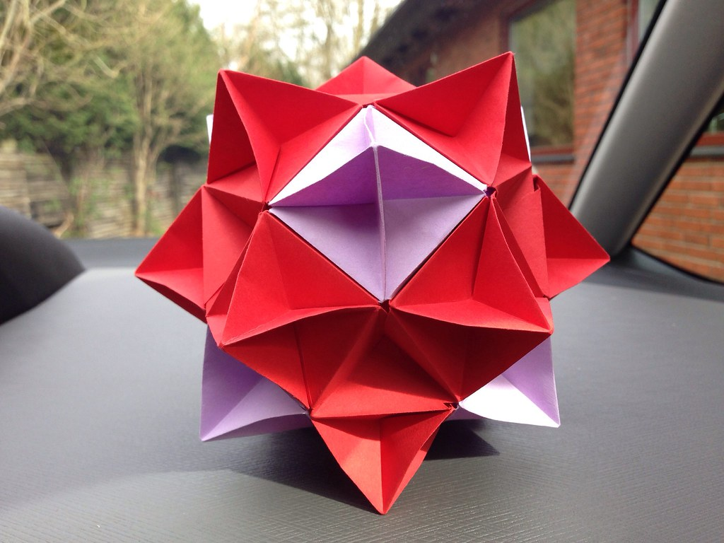 The World's Best Photos of origami and sphere - Flickr ... - photo#42