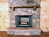 Completing Living Room With Stone Fireplace Design Ideas (kattyvoss) Tags: stone design living fireplace with room ideas completing