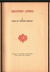 Second April and Oth (hazycats) Tags: second april oth hazel catkins vintage books