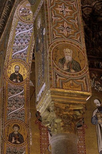 Palermo, Palazzo dei Normanni, Cappella Palatina