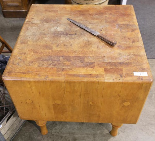 Large Butcher Block ($364.00)