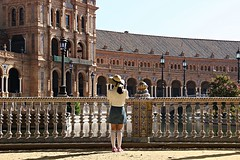 Sevilha! (Jorge Cardim) Tags: sevilha andaluzia espanha españa spain seville praça plaza
