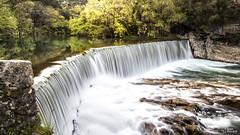 Cascade de la Vis. (j૯αท ʍ૮ℓαท૯) Tags: cascade vis water long exposure green spring