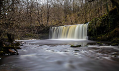 Sgwd Ddwli Colour (ttrendell) Tags: waterfall wales country canon 5dmk2 water rocks long exposure cascades 70200 lee filter neutral density little stopper landscape bulb setting forest wood river brecon national park colour
