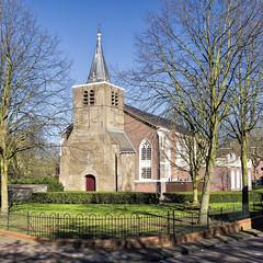 Oude Kerk Charlois (R. Engelsman) Tags: oudekerkcharlois kerk church charlois rotterdam 010 rotjeknor netherlands