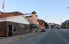 Downtown Alma, Wisconsin (courthouselover) Tags: wisconsin wi downtowns buffalocounty alma swisscommunitiesintheunitedstates
