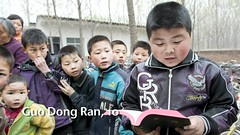 Guo Dong Ran - 10 Years Old and his first Bible (CHINA CRY) Tags: beijing china stars 2017 easter christ creator jesus science creation creationism made he bible scriptures rapture god yahweh jehovah born again saved evangelical gospel meeting tent psalm verse study revelation tribulation son antichrist satan devil enemy john gospels epistles conference seminary moody king james new american standard international version thus herod christmas passover brirth bethlehem jerusalem samaria apostles diciples mary joseph palastine israel israeli night tree persecution chinese christians