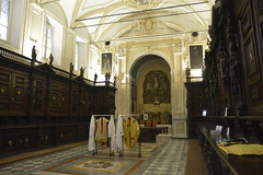 Chiesa del Gesù o Casa Professa: la sagrestia (costagar51) Tags: palermo sicilia sicily italia italy arte storia anticando