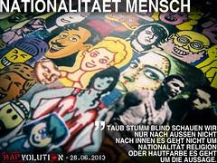 Kilez More Rapvolution 03 - Nationalität Mensch (kilezmore) Tags: kilezmore rapvolution truthrap rap menschheit menschen solidarität frieden peace antinwo