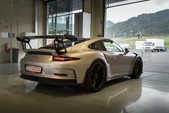 Porsche GT3 RS (Patrick2703) Tags: porsche gt3rs silver redbullring spielberg cars austria worldcars supercars germancars autos