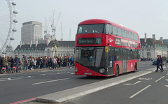 IMGP8249 (mattbuck4950) Tags: england unitedkingdom europe roads london cityofwestminster march rivers bridges photosbymatt buses riverthames londonboroughoflambeth camerapentaxk50 lenssigma18250mm westminsterbridge a302 thamespath 2017 gbr