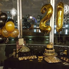 Happy birthday Michelle! #21stbirthday #birthday #BirthdayParty #functionroom #FunctionSpace #partyvenue