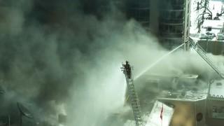 Midtown fire