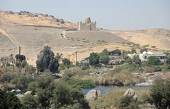 Tomb of the Aga Khan. Aswan, Egypt, 7th March 2017 (Paul Ealing 2011) Tags: aswan egypt march 2017 tomb aga khan 7