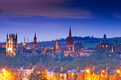 OXFORD 2017 (Environmental Artist) Tags: oxford uk england europe university architecture ancient evening light photo photography city cityscape medieval seat knowledge
