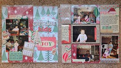Christmas is for Kids (girl231t) Tags: 2016 paper layout pocket scrapbook 12x12layout