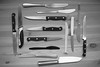 Hello, Dexter Morgan ! (Ren-s) Tags: blackandwhite black blanc blackwhite noiretblanc noir noirblanc kitchen cuisine couteaux knives knife tool lame outil blade manche handle 14 metal sharp sharpedge cutting wood bois ustensiles utensils belgium belgique europe bruxelles brussels project52 projet52 project projet olympus olympusm1442mmf3556iir em10 omd cutlery couverts bnw bw nb