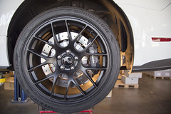 GT350 Test Fitment (ApexRaceParts) Tags: 19inch brake clearance caliper