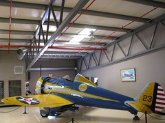 "Boeing P-26 19 • <a style=""font-size:0.8em;"" href=""http://www.flickr.com/photos/81723459@N04/33462454212/"" target=""_blank"">View on Flickr</a>"