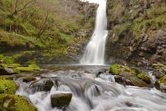 Cascada de Cioyo (blancaelena_muizmartinez) Tags: water agua cascada cascadas naturaleza cioyo castropol asturias spain españa rocas rio europa occidente