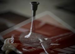 Crime  -  Macro Mondays (Kreative Capture) Tags: crime macromondays clue game weapons macromonday fingerprint candlestick rope knife revolver pipe wrench fun boardgame nikkor nikon d7100 multiple exposure incamera
