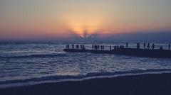 Untitled (jjsereday) Tags: jsaycreativephotography sunset jsayingjourney waikikibeach day7 jjsereday trip sony vacation hawaii oahu clouds