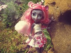 (Linayum) Tags: mouscedesking mh monster monsterhigh mattel doll muñeca muñecas dolls toys juguetes linayum