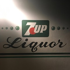 7🔴UP Liquor (frankrolf) Tags: liquorstore signpainting 7up