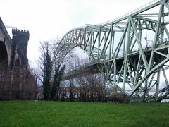 Runcorn Bridge (grcnsphotos) Tags: runcorn bridge halton cheshire