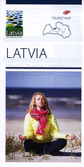 Latvia Tourist Map; 2016_1 (World Travel Library) Tags: latvia tourist map touristmap 2016 latvija lettland karte plan brochure world travel library center worldtravellib holidays tourism trip vacation papers prospekt catalogue katalog photos photo photography picture image collectible collectors collection sammlung recueil collezione assortimento colección ads online gallery galeria documents broschyr esite catálogo folheto folleto брошюра broşür