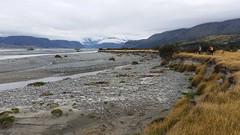 Alps to Ocean bike ride. Aorangi Mount Cook to Oamaru. South Island New Zealand. March 2017 (spiceontour) Tags: lakepukaki alpstoocean puretrails 2017 newzealand mountcook aorangi