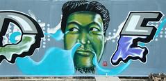 graffiti and streetart in bangkok (wojofoto) Tags: graffiti streetart bangkok thailand wojofoto wolfgangjosten code codefc