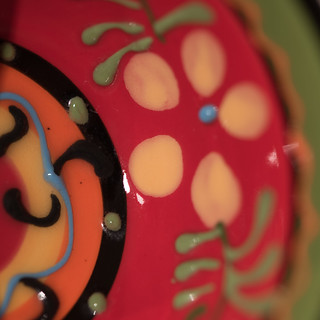 Glazed tapas dish - #99/365