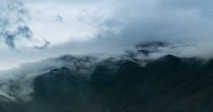 957m (Erik Chan) Tags: hill mountain sky clouds fog mist