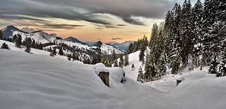 Still Wintertime in Bavaria