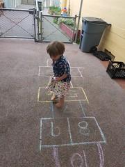 Hopscotch (quinn.anya) Tags: sam preschooler skirt hopscotch