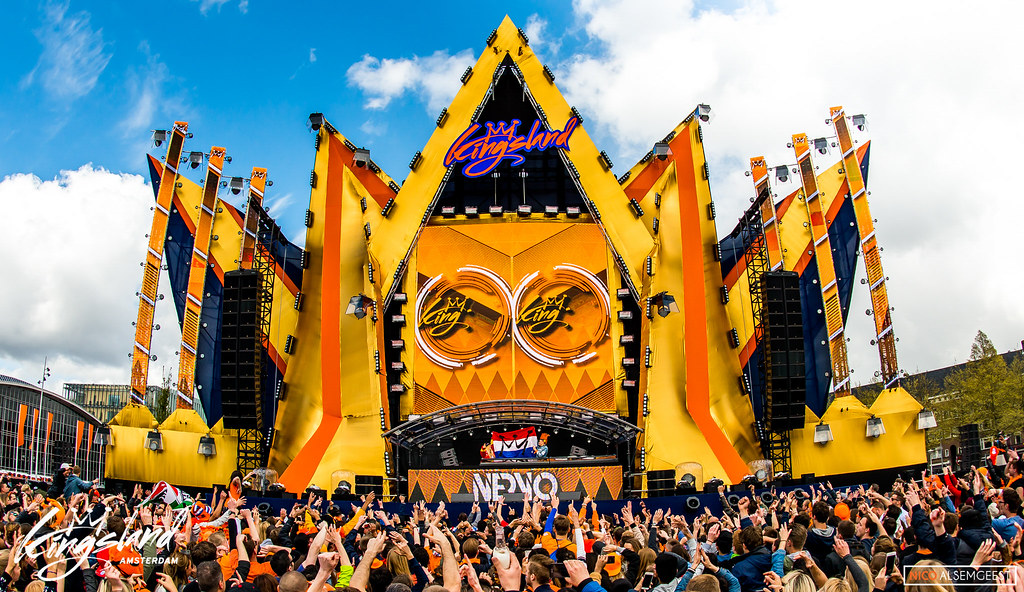 NERVO @ Kingsland Festival Amsterdam