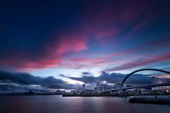 Nagoya port (agapicture) Tags: nagoya sky cloud 名古屋港 port 名古屋 シートレインランド 名古屋港シートレインランド
