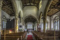 Newnham Church Interior (Darwinsgift) Tags: newnham church interior daventry northamptonshire hdr photomatix nikkor pc pce e 19mm f4 ed mf nikon d810