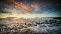 A New Day (ianbrodie1) Tags: stmarys lighthouse rocks sunrise coast coastline water sea longexposure movement clouds sun cloudsstormssunsetssunrises leefilters northeast tyneside