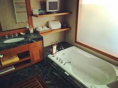 Computer-controlled bath 🛀😂👍🙈 #bath #banho #jacuzzi #grandresortlagonissi #grecia #greece (markhillary) Tags: instagramapp square squareformat iphoneography uploaded:by=instagram rise