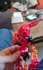 Custom Mata Arm (Thibaut_Piruk) Tags: bionicle mata