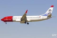 EI-FVL (Escursso) Tags: 737 73786n 738 aviator b737 bcn barcelona boeing canon eifvl elpratdelllobregat lebl norwegianairinternational rosaliadecastro aeronava aeroport airplane airport avio avion plane spain spotting