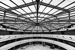 8Z1A2590-HDR-1 (wernkro) Tags: kuppel sw blackwhite agrigento lostplace urbexen architektur krokor symmetrie sizilien